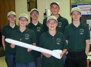 Deford Dazzlers 4-H Rocket Team