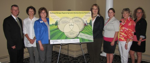 creation of the Northwest Michigan Regional Agriculture Business Services Partnership July 2012