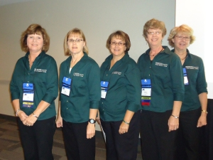 MSU Extension staff members presented on the Cottage Food Law at the NEAFCS national conference