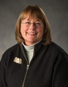 Jill O'Donnell, senior Michigan State University Extension educator, received a Distinguished Academic Staff award on Feb. 11, 2014.